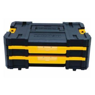 DeWalt DWST17804 TSTAK IV Double Shallow Drawers