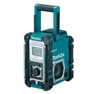 Makita DMR108 Cordless or Electric Jobsite Radio with Bluetooth