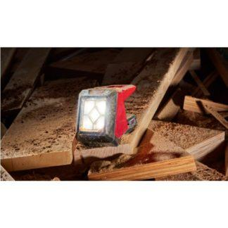 Milwaukee 2364-20 M12 Compact Flood Light In Use 6