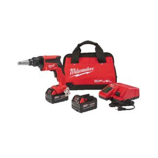 Milwaukee 2866-22 M18 FUEL Drywall Screw Gun Kit