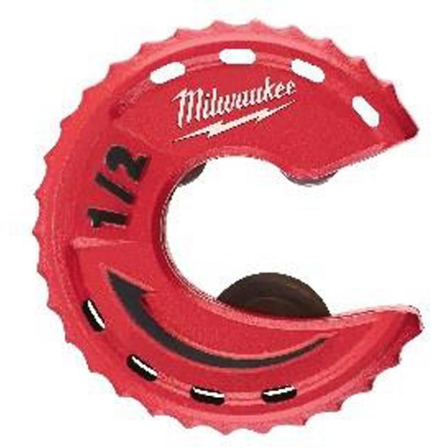 "Milwaukee 48-22-4260 1/2"" Close Quarters Tubing Cutter"