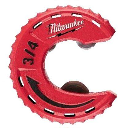 "Milwaukee 48-22-4261 3/4"" Close Quarters Tubing Cutter"