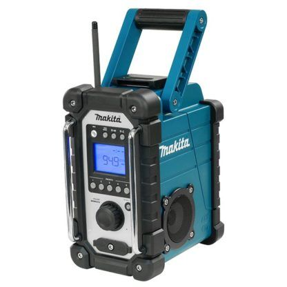 Makita DMR107 18V Cordless or Electric Jobsite Radio