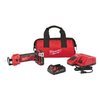Milwaukee 2627-22CT M18 Cut Out Tool Compact Kit