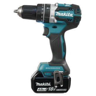 "Makita DHP484RME 18V LXT 1/2"" Brushless Hammer Drill Kit"