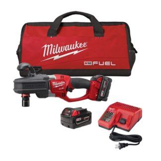 Milwaukee 2708-22HD M18 Fuel High Demand Quik-Lok Hole Hawg Kit