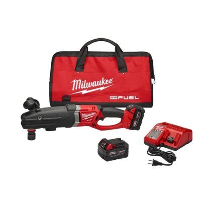Milwaukee 2711-22HD M18 Fuel High Demand Quik-Lok Super Hawg Kit