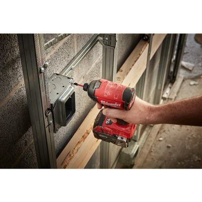 Milwaukee 2760-20 M18 FUEL SURGE Hex Hydraulic Driver In Use 3