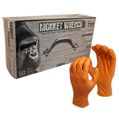 Watson Gloves Monkey Wrench 5557PF - 6 mil