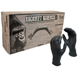 Watson Gloves Monkey Wrench 5558PF - 8 mil