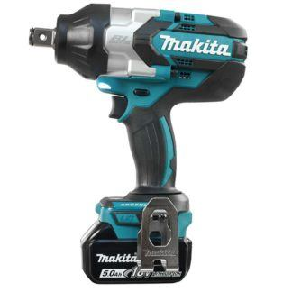 "Makita DTW1001RTE 18V 3/4"" Brushless High Torque Impact Wrench"