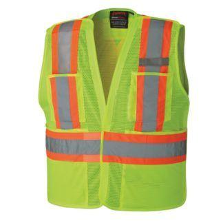 Pioneer 6951-MWK BC Fasteners Hi-Viz Safety Vest