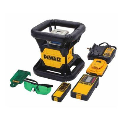 DeWalt DW079LG 20V MAX Green Rotary Tough Laser 2