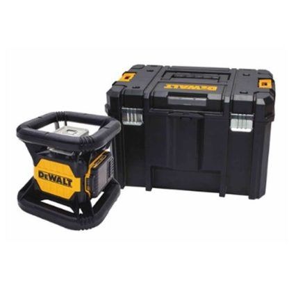 DeWalt DW079LR 20V MAX Red Rotary Tough Laser 5