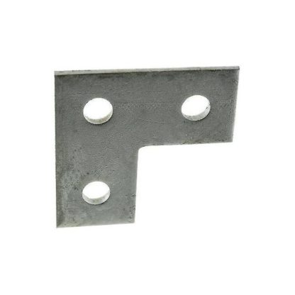 Flat Plate 90° 3-Hole