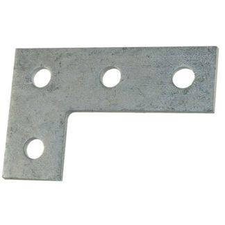 Flat Plate 90° 4-Hole