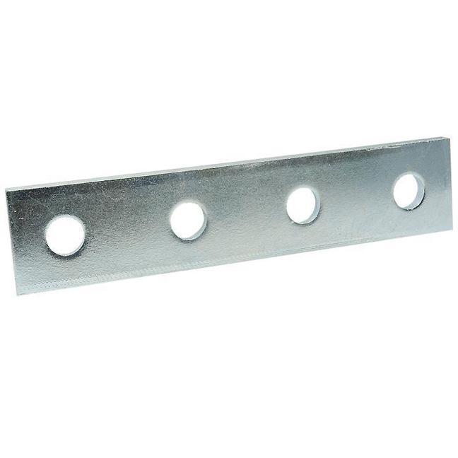 Flat Splice Plate Four-Hole