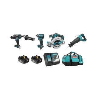 Makita DLX4091T 4 Tool Cordless Combo Kit