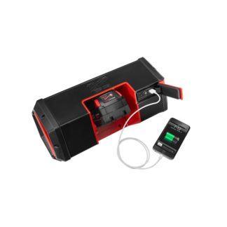 Milwaukeee 2891-20 Wireless Jobsite Speaker In Use
