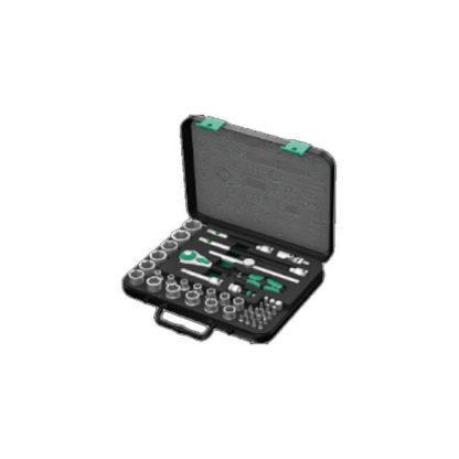 "Wera 003594 8100 SB 2 Zyklop Speed Ratchet Set 3/8"" Drive Metric"