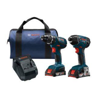 Bosch CLPK232A-181 18V 2-Tool Combo Kit