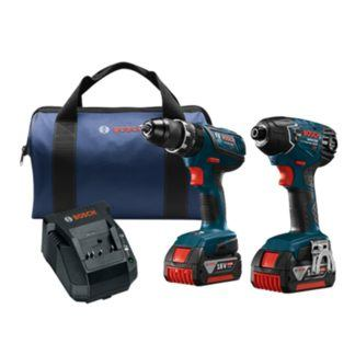 Bosch CLPK237A-181 18V 2-Tool Combo Kit