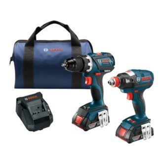 Bosch CLPK238-181 18V 2-Tool Combo Kit