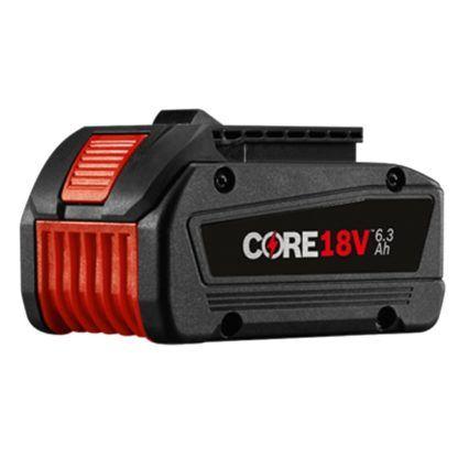 Bosch GBA18V63 CORE18V 18V 6.3 Ah Battery