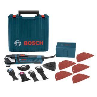 Bosch GOP40-30C 32pc StarlockPlus Oscillating Multi-Tool Kit