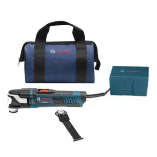 Bosch GOP55-36B 2pc StarlockMax Oscillating Multi-Tool Kit