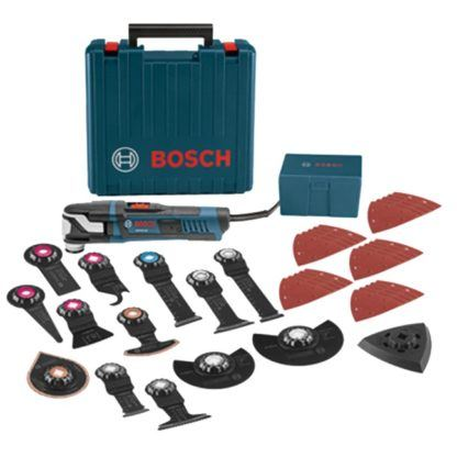 Bosch GOP55-36C2 40pc StarlockMax Oscillating Multi-Tool Kit