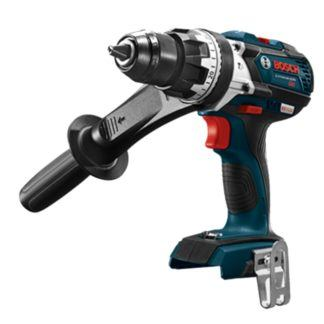 "Bosch HDH183B 18V EC Brushless Brute Tough 1/2"" Hammer Drill Driver"