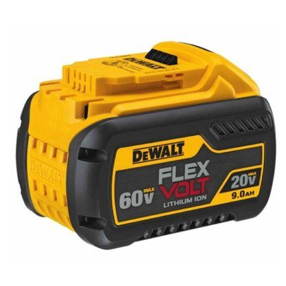 DeWalt DCB609 Flexvolt Battery 2