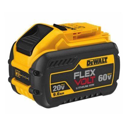 DeWalt DCB609 Flexvolt Battery 3