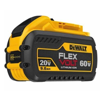 DeWalt DCB609 Flexvolt Battery 4