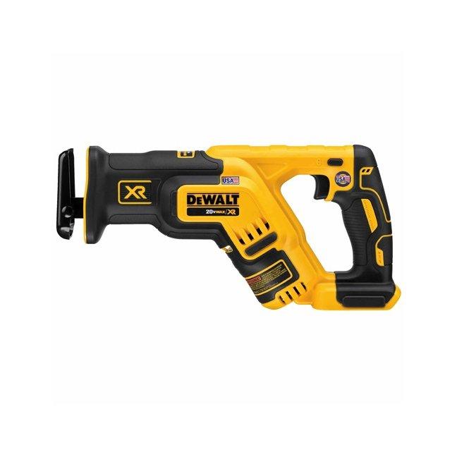 Dewalt Dcs367b 20v Max Xr Brushless Compact Reciprocating Saw