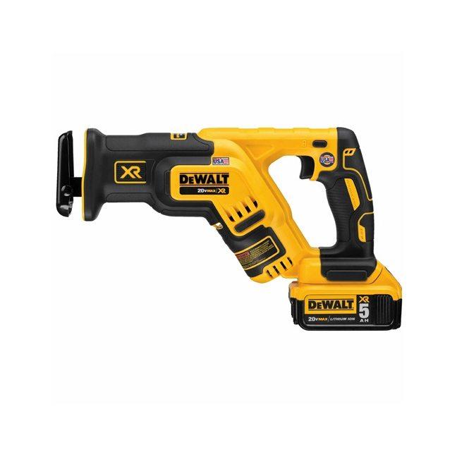 DeWalt DCS367P1 20V Max XR Brushless Compact Reciprocating Saw Kit