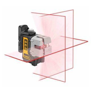 DeWalt DW089K Self-Leveling 3-Beam Line Laser Kit 3
