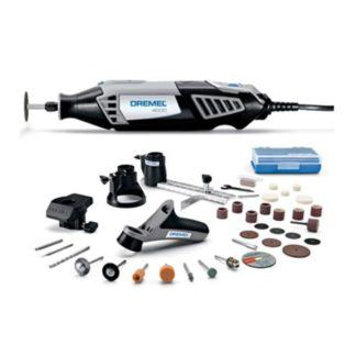 Dremel 4000-4/34 High Performance Rotary Tool Kit