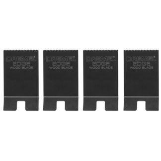 Dremel MM404E Edge Series Wood Flush Cut Blades 4-Pack