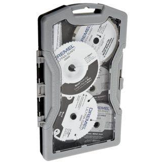 Dremel US710 Multipurpose Ultra-Saw Wheel Accessory Set 9-Piece