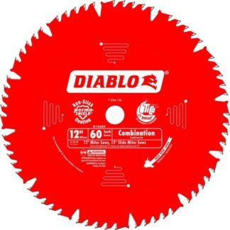 "Freud D1260X 12"" x 60T Combination Blade"