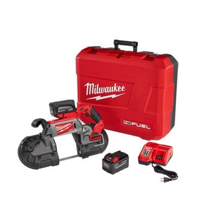 Milwaukee 2729-22HD M18 FUEL Deep Cut Band Saw High Demand Kit