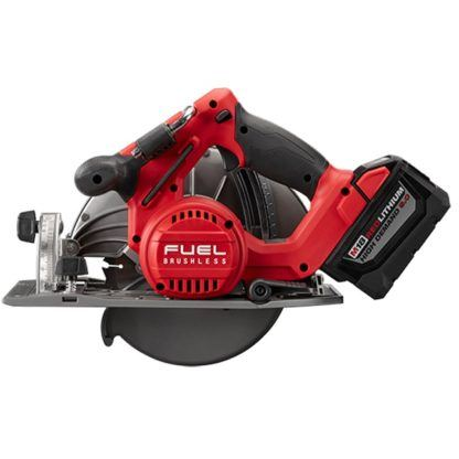 Milwaukee 2731-22HD M18 FUEL Circular Saw High Demand Kit Side 2