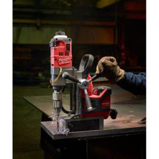 "Milwaukee 2787-22HD M18 FUEL 1-1/2"" Magnetic Drill High Demand Kit"