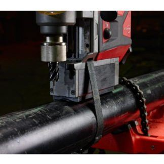 Milwaukee 2787-22HD M18 FUEL Magnetic Drill High Demand Kit In Use 4