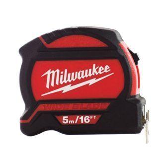 Milwaukee 48-22-7517 5m/16ft Wide Blade Tape Measure