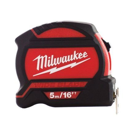 Milwaukee 48-22-7517 5m/16ft Wide Blade Tape Measure