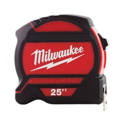 Milwaukee 48-22-7525 25ft Wide Blade Tape Measure