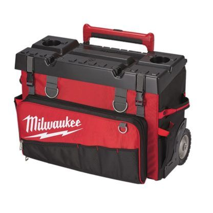 Milwaukee 48-22-8220 Hardtop Rolling Bag Closed
